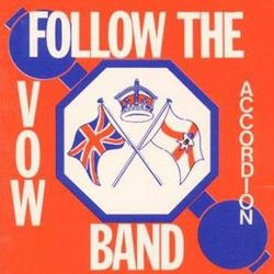Vow Accordion Band Mini Tattoo picture