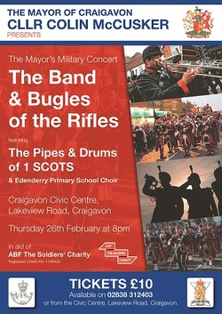 The Mayor's Military Concert - Pipes and Drums of 1 Scots picture