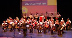 Milltown Accordian Band Gospel Concert picture