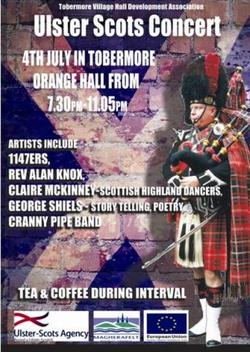Ulster-Scots Celebration in Tobermore, Magherafelt picture