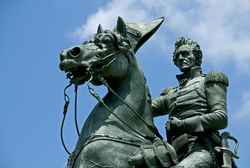 Andrew Jackson: the first Scots-Irish President picture