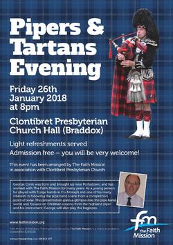 Pipers & Tartans Evening picture