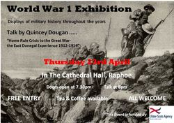 World War 1 Exhibition and Talk picture