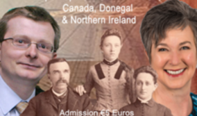 Foyle & East Donegal Family History Festival image