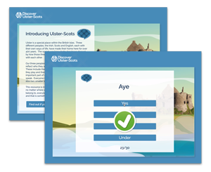 Test your knowledge of Ulster-Scots preview