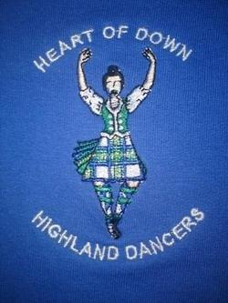 Heart of Down Highland Dance Competition 2019 picture