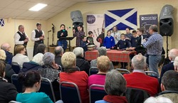 Raphoe Burns Night picture