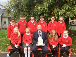 Flagship Award for Churchill Primary School  picture