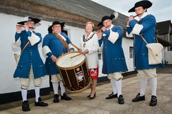 Mid and East Antrim Borough Mayor welcomes Andrew Jackson Cultural Festival picture