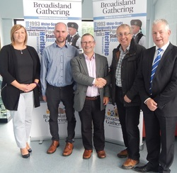 Creative focus for Ballycarry's Broadisland Gathering picture