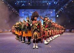 The Belfast Tattoo, SSE Arena, Belfast - 1st, 2nd, 3rd September 2016 picture