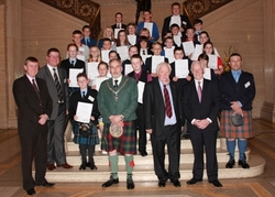 Education Certificate for Bagpiping Launched picture