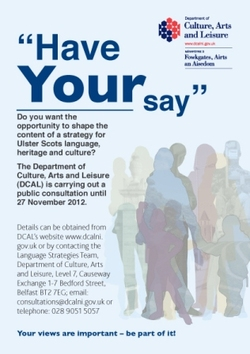 DCAL Consultation picture