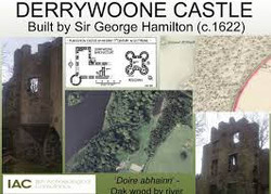 Derrywoone Castle Archaeological Excavation 2013 - Volunteers Wanted picture