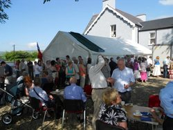 The 'Buchanan Clan Gathering' in Co Donegal picture