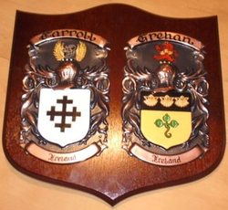 'History & Heraldry' in County Donegal picture