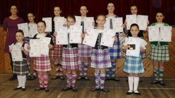 Success for The Johnston School of Highland Dancing!  picture