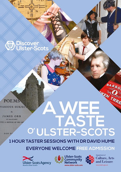 A wee taste o' Ulster-Scots – New Language Initiative Underway picture