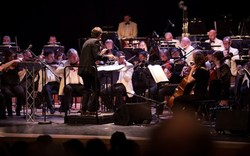 Burns Concert Success with the Ulster Orchestra picture
