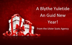 Ulster-Scots Agency Christmas Closing Dates picture