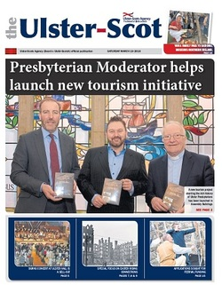 Next Edition of The Ulster-Scot Published 21 May picture