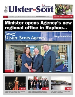 The Ulster-Scot Newspaper - Out This Saturday picture