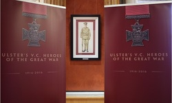Ulster's V.C. Heroes of the Great War Exhibition of Paintings picture