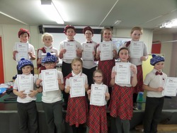 Lisfearty Primary School Showcase their Scottish Country Dancing Skills picture