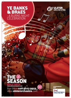 Join the Ulster Orchestra and Ulster-Scots Agency for 'Ye Banks & Braes - A Burns Night Celebration' picture