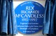 Blue Plaque to honour Rex McCandless